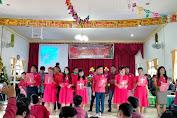 Perayaan Natal Gabungan Pemuda GPI Kualuh Hilir dan Kualuh Leidong Sukses