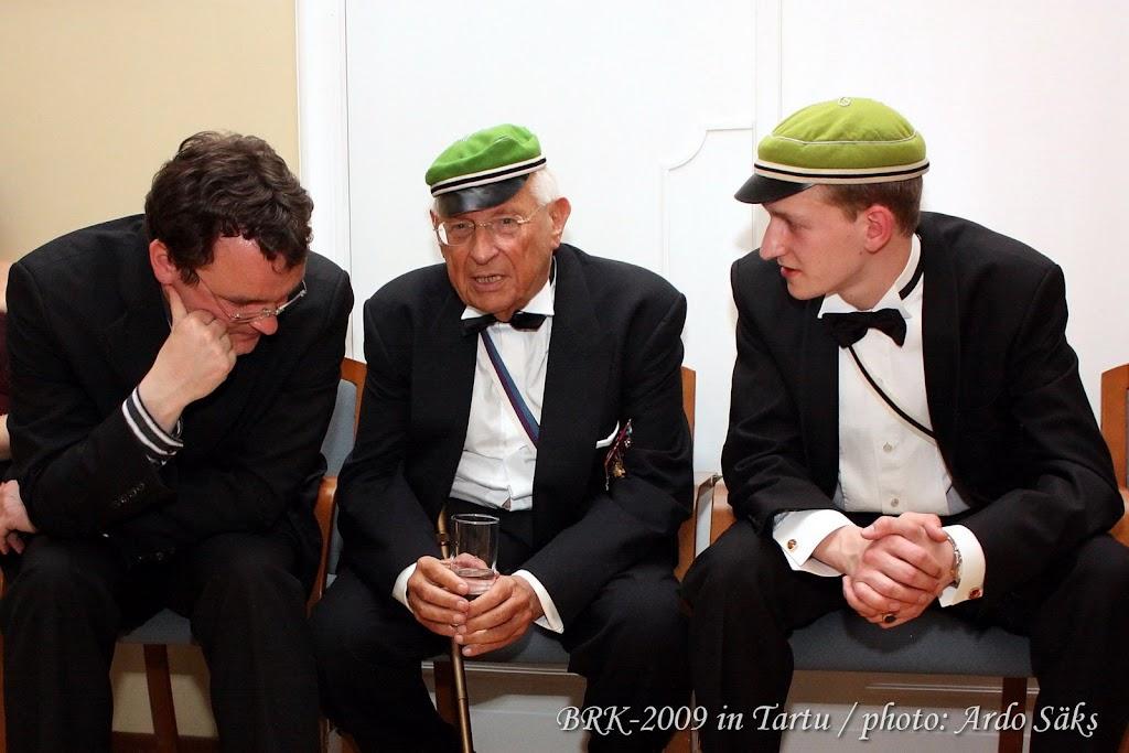 46. Balti Rahvaste Kommers / 46-th Commers of Baltic Fraternities - BRK2009_t033.JPG