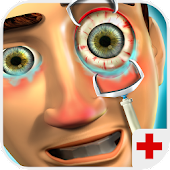 Crazy Eye Surgery Simulator 3D