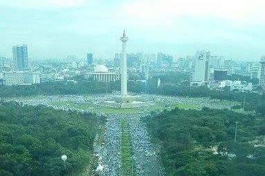 Kafilah Lampung: Segara Tangkap dan Hukum Ahok