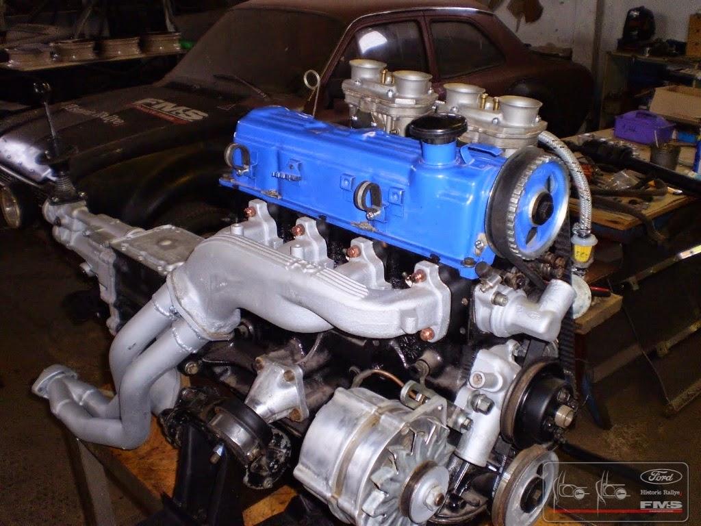 escort mk2 engine upgrades ford