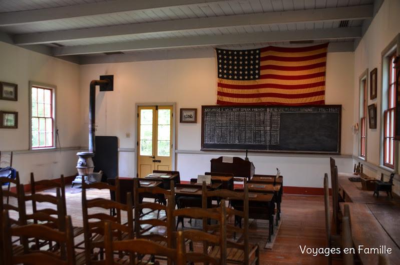 School vermilionville