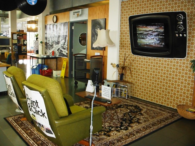 Your Mom & Dad's Living Room?