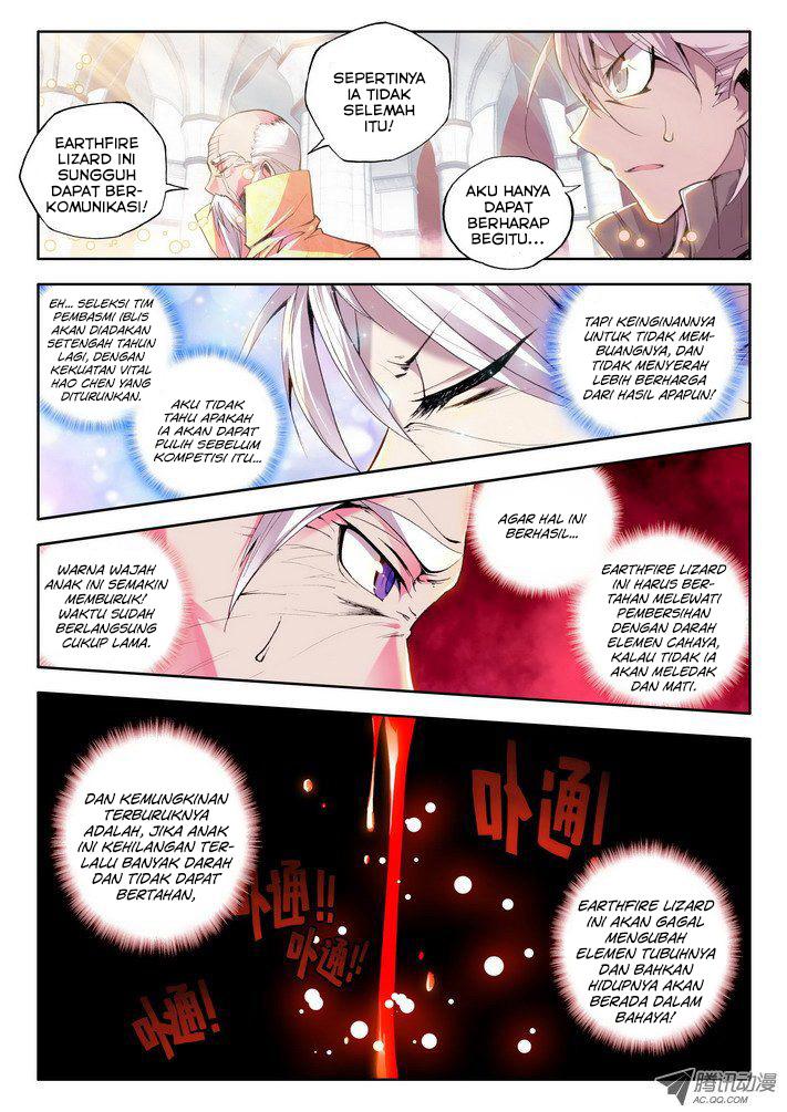 Baca Manga Shen Yin Wang Zuo Chapter 43 Komik Station