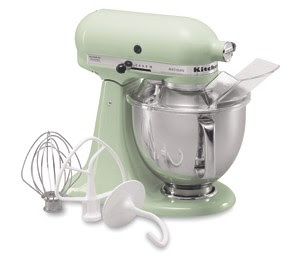 Kitchen Aid Couleur Contour Silver