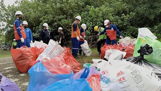 Pariwara | World Clean Up Day 2021 ITP Bersama Desa Mitra