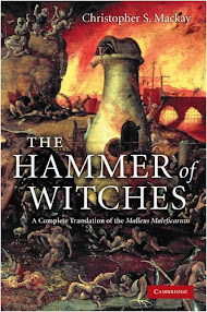 Cover of Christopher Mackay's Book The Hammer Of Witches A Complete Translation Of The Malleus Maleficarum