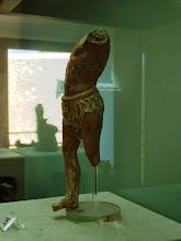 Photo: Bronze from Morgantina .......... Bronzen beeld uit Morgantina