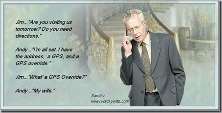 gps override