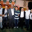 Prefeito Carlin Moura comparece em evento da Liga Desportiva
