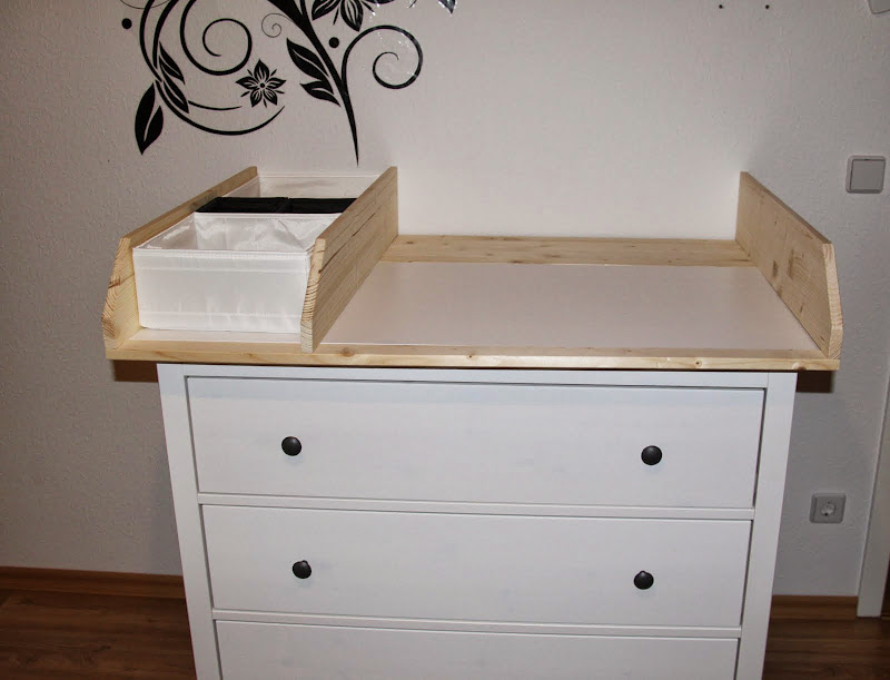 Ikea Drawers For Inside Wardrobe ~   Wickeltischauf satz IKEA Hemnes Kommode Wickelkommode NEU 15cm hoch