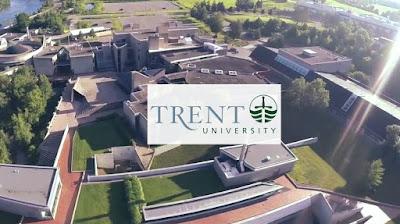 منح جامعة ترينت في كندا 2021 للبكالوريوس والماجستير والدكتوراه - ممولة