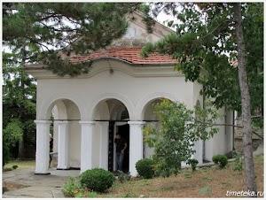 Лясковский монастырь святых Петра и Павла