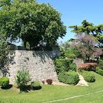 Porte Chant à l'Oie : vestige faisant partie des anciennes fortifications