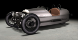 Morgan Three Wheeler is back!