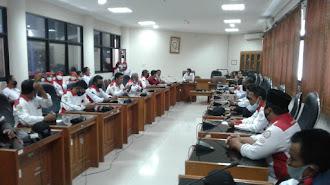 BPD Curhat Habis di Gedung DPRD Karawang
