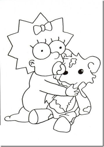 maggie-simpson-osito