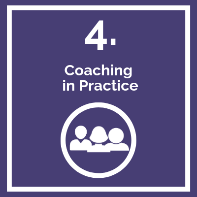 Course Logo Coaching in Practice