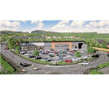 Its a YES from Powys - Aldi store given green light