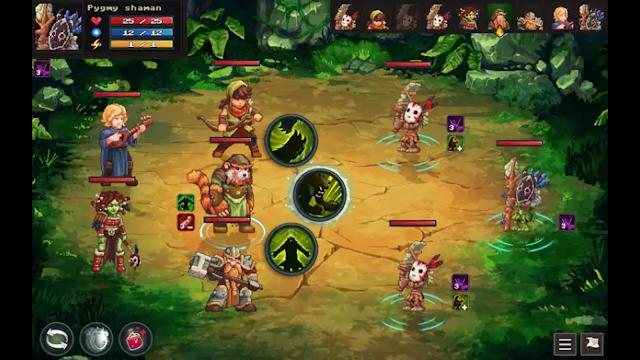 Dungeon Rushers Android Oyunu İndirme Girdi