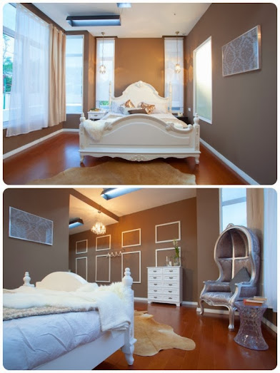 Master bedroom design by Yvette & Sonya
