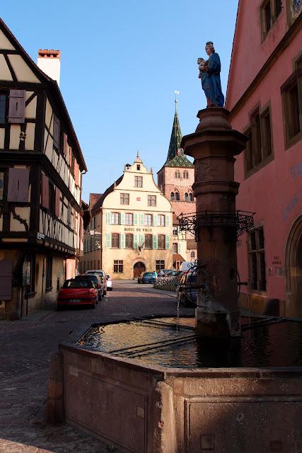 Turckheim - Neuf Brisach