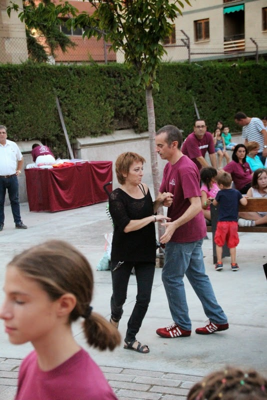 Festa infantil i taller balls tradicionals a Sant Llorenç  20-09-14 - IMG_4474.jpg