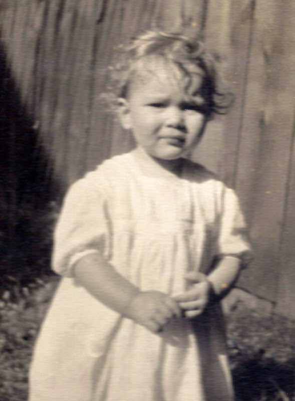 Dorothy 3 yrs old