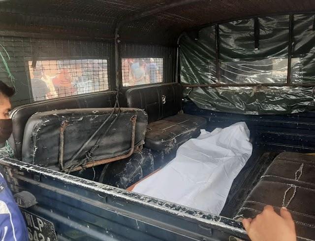 Mayat tiga kanak-kanak lemas muara Sungai Mangkuk ditemui
