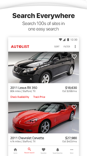 Used Cars and Trucks for Sale  screenshots 2