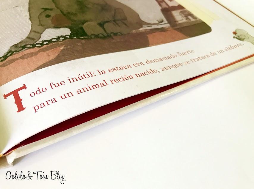 Parábola del elefante encadenado de Jorge Bucay