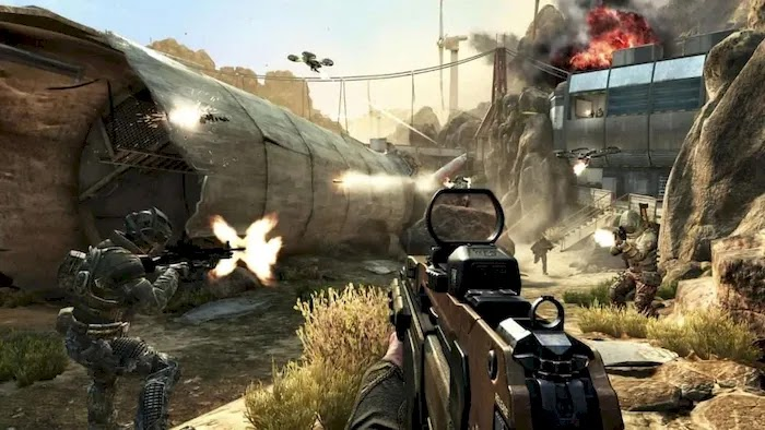 Game Sequence Call of Duty Black Ops II