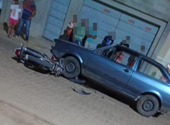 Miguel Calmon: Jovem vem a óbito após colisão frontal no bairro do Arroz