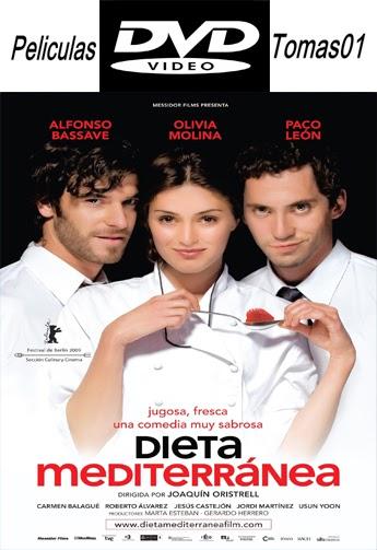 Dieta Mediterránea (2009) DVDRip