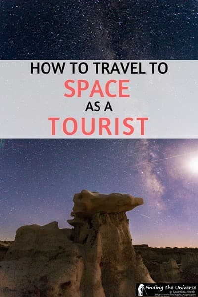 Everything you need to know about how to get into space as a tourist, as well as details of the top earth-bound space-based attractions around the world!