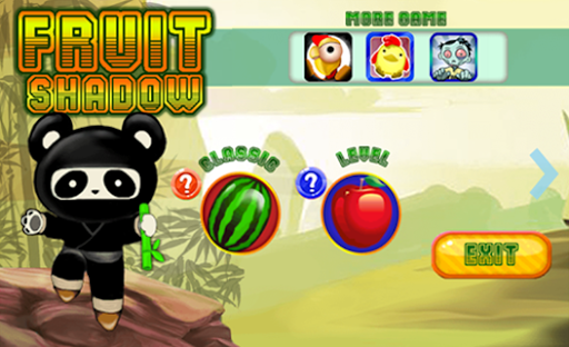 Fruit Panda Shoot