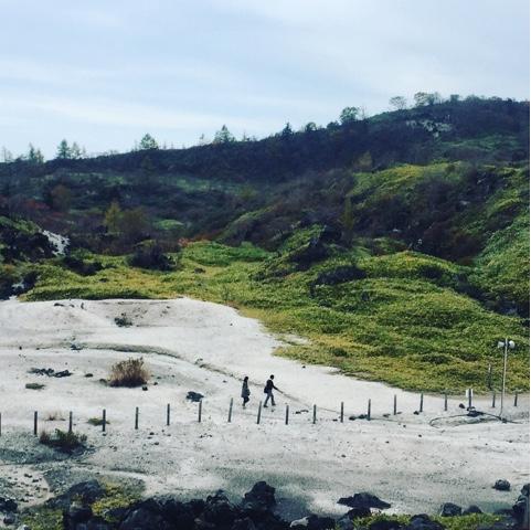 2015年10月の殺生河原