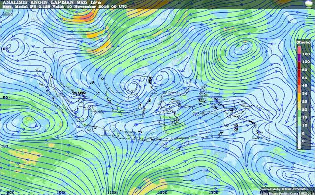 Cuaca Tak Menentu, Warga Jakarta Dihimbau Waspada