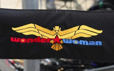 First Look: Wonder Woman Television Show Official Logo