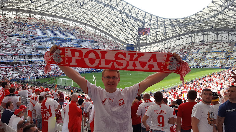 EURO 2016, cz. I.: Polska - Ukraina w Marsylii..