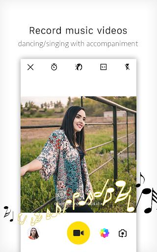 V Camera - PIP, snapshot, music video screenshot 4