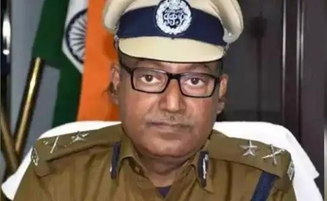 कोरोना से बिहार के  सीनियर IPS बिनोद कुमार का हुआ मौत