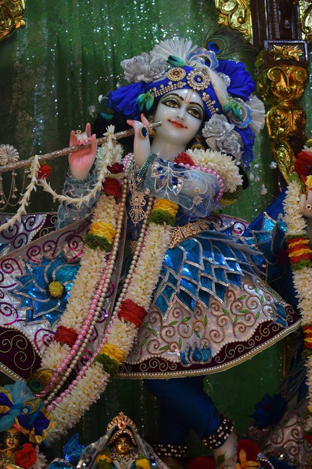 ISKCON Bangalore Deity Darshan 06 Jan 2017 (7)