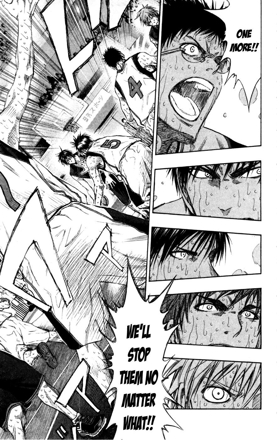 Kuroko no Basket Manga Chapter 137 - Image 05