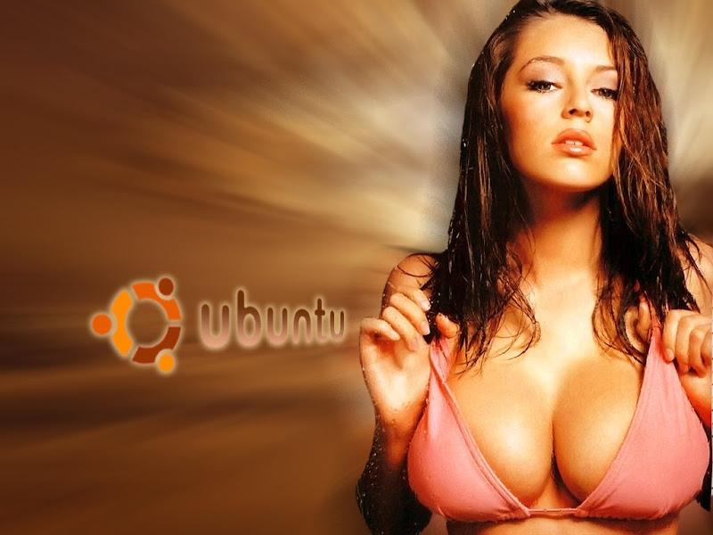 Ubuntu - Google+ -. Source · Ubuntu Girl Wallpapers ...