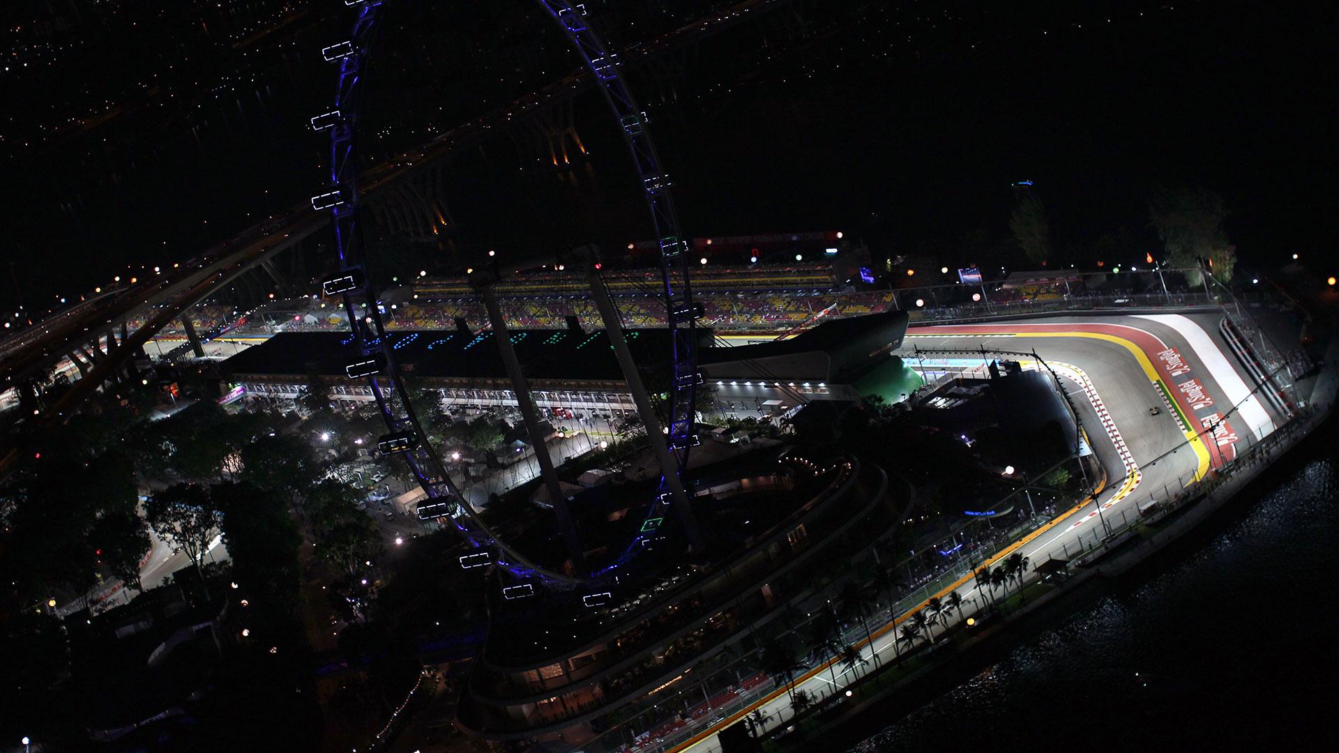 Tickets - 2017 Malaysia F1 Grand Prix