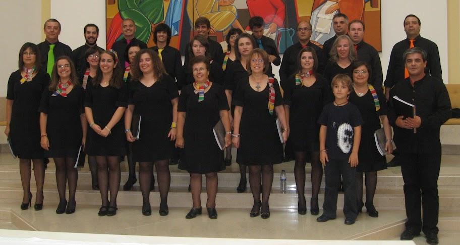 """""""Charales Chorus"""" do Centro de Artes e Ofícios Roque Gameiro – Minde"""