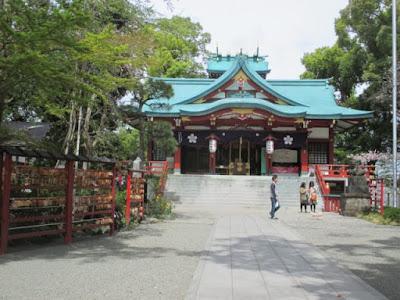 多摩川浅間神社で考える、浅間神社は「せんげん」か「あさま」か