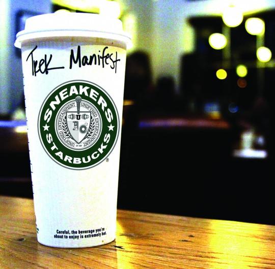 TrekManifest - Sneakers x Starbucks
