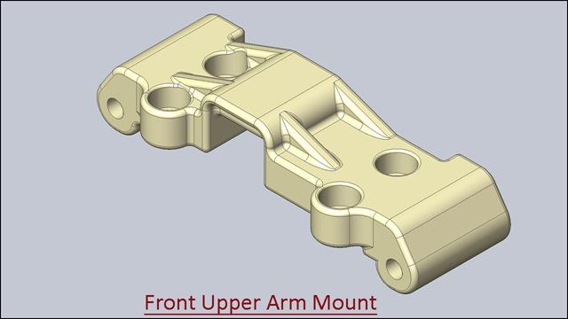 Front Upper Arm Mount_1